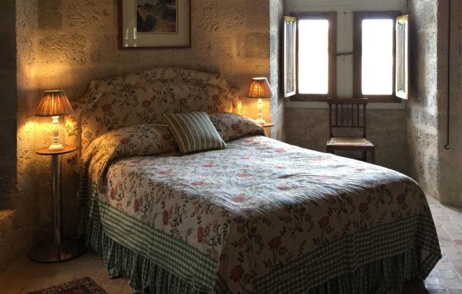 Tower-bedroom